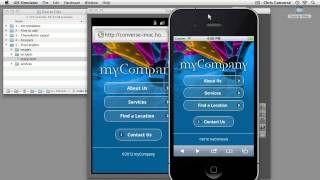 Create a Mobile Website with jQuery Mobile