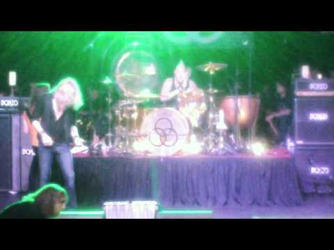 Mike Terrana plays The Ocean - Bonzo Bash 2016