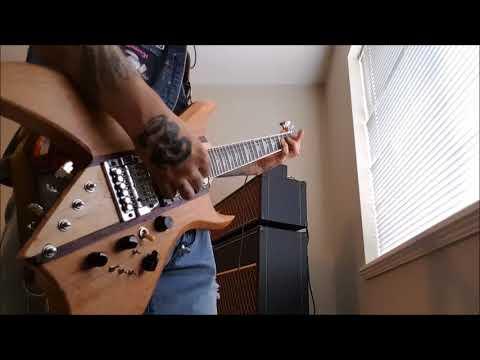 Mercyful Fate- Nuns Have No Fun Guitar