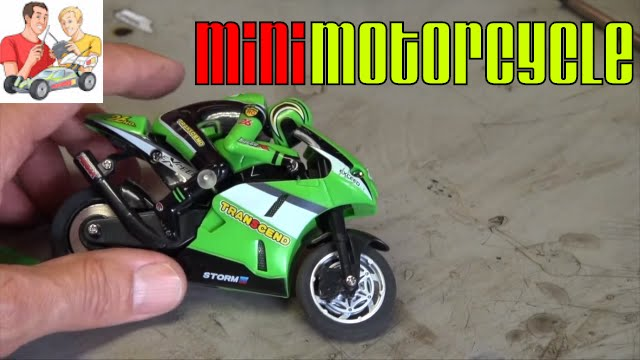 Moto radiocontrol Mini Moto radiocontrol 1//20 Mini Motorcycle 2.4GHz Moto RTR
