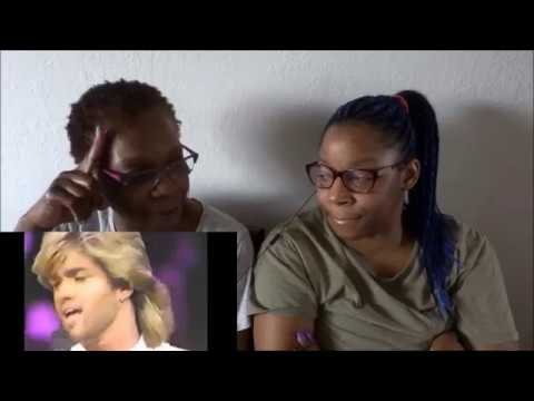 George Michael's Best Live Vocals (1) Reaction! ( + Bloopers)