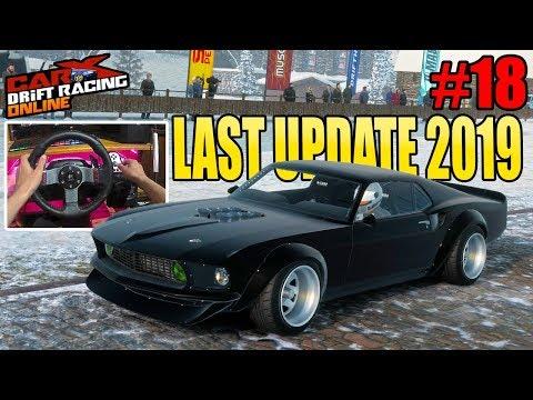 LAST UPDATE IN 2019! | UPDATE 2.5.0 - CarX Drift Racing Online W/Logitech G27 + Excelvan Q8 4K #18