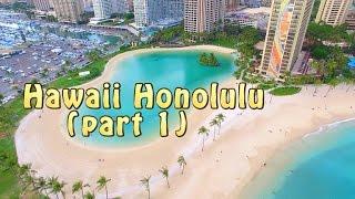 Hawaii Honolulu   Hilton Hawaiian Village   Part 1