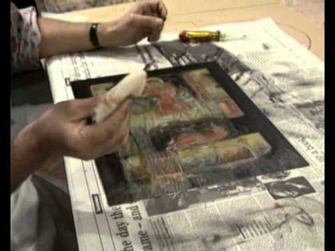 Valentin Kovatchev and the Art of Etching