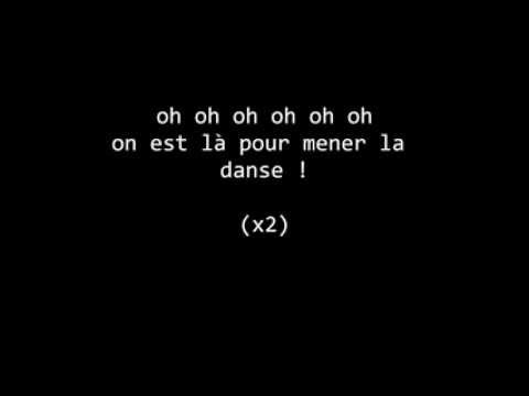 M. Pokora - On est là - lyrics