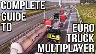 Complete Guide To Euro Truck Multiplayer (ets2 Mp)