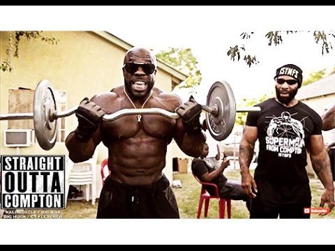 Straight Outta Compton {HOOD WORKOUT}: Kali Muscle + CT Fletcher + Big Rob + Big Hurk | Kali Muscle