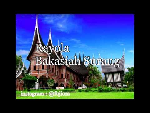 Cover Lagu Minang Rayola - Bakasiah Surang