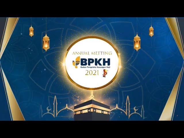 Annual Meeting BPKH - 2020