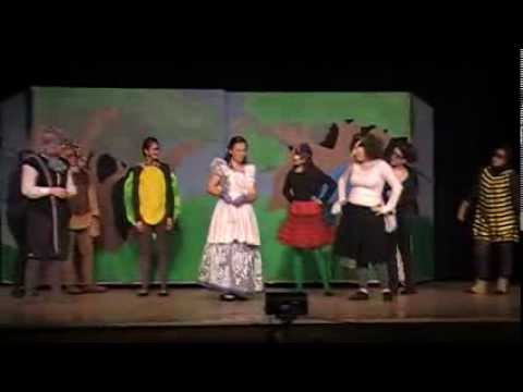 HHS Alice's Adventures in Wonderland 2013 Part 1