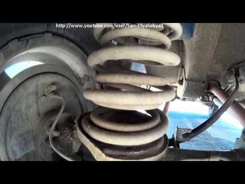 Шины на НИВУ. Лёгкий лифт НИВЫ под шины. Какие шины поставить на НИВУ 1-я ч.