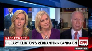 Is Hillary Clinton's rebranding campaign a success?