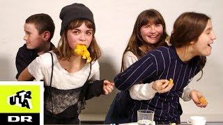 Ikke mine arme: Spis en mandarin! | Klassen | Ultra