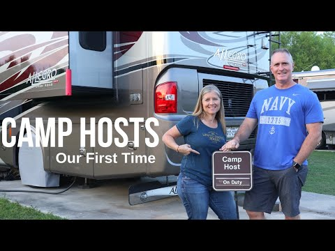 Camp Hosting | Work Camping | Full Time RV