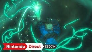 『ゼルダの伝説 ブレス オブ ザ ワイルド』続編 E3 2019出展映像