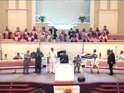 El Bethel Missionary Baptist Church Choir-These are they