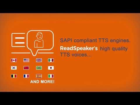 Products | NeoSpeech Text-to-Speech Software