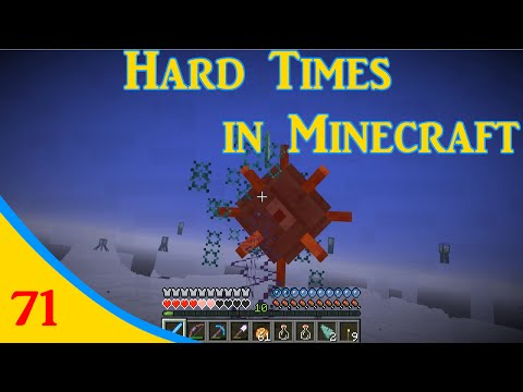 Hard Times in Minecraft Ep 071 - Mean Guardians