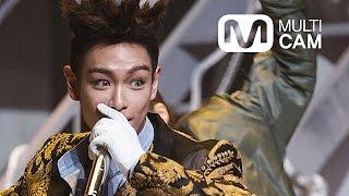 [엠넷멀티캠] 빅뱅 BAE BAE 탑 직캠 BIGBANG T.O.P Fancam @Mnet MCOUNTDOWN Rehearsal_150507