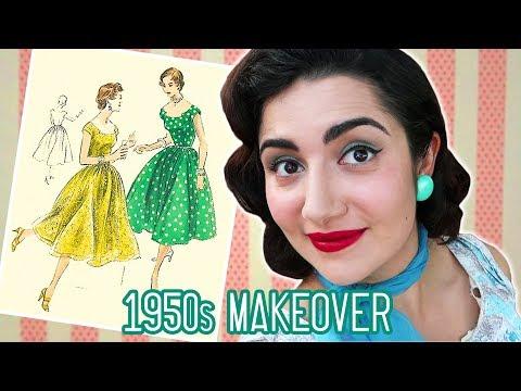 I Got A 1950s Makeover