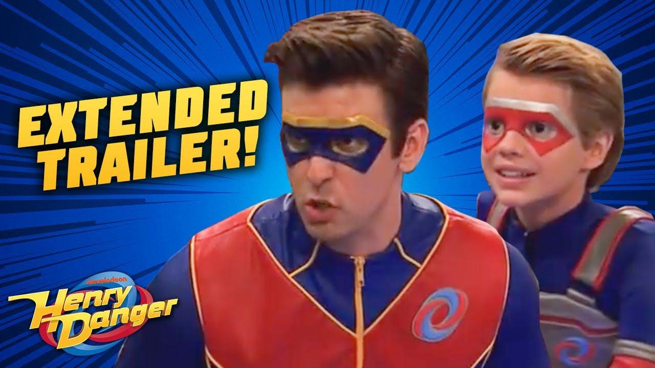 Henry Danger S1-S2 is filled with mischief and crazy adventures