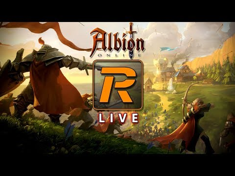 Albion Online Beginner Gameplay: Getting Started | LIVE
