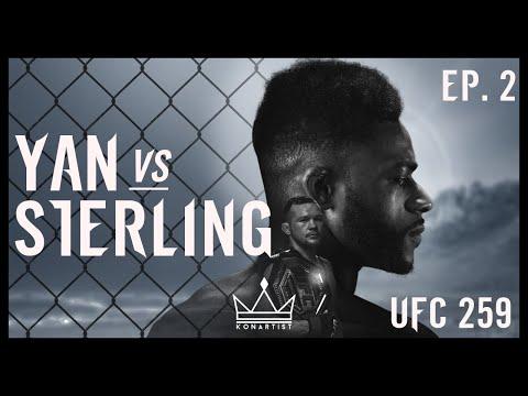 Anatomy of UFC 259: Petr Yan vs Aljamain Sterling - Episode 2
