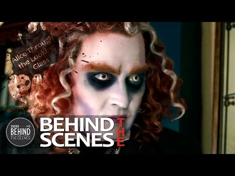 Alice Through the Looking Glass (Behind The Scenes)