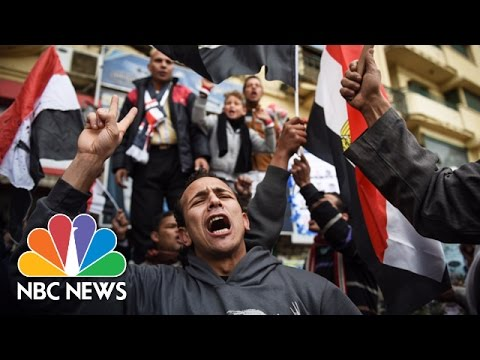 Unrealized Dreams: Egypt After the Arab Spring | NBC News