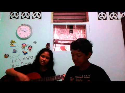 rolling in the deep abegail and aji cover