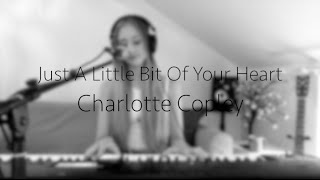 Baixar - Ariana Grande Just A Little Bit Of Your Heart Charlotte Hannah Live Cover Grátis