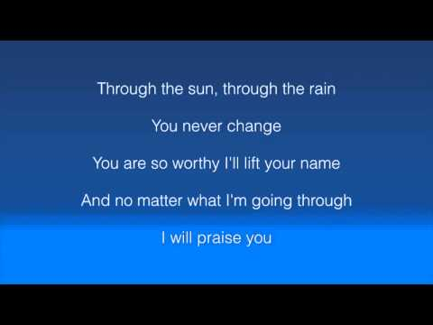 I Will Praise You (No Matter What) [Lyric Video]