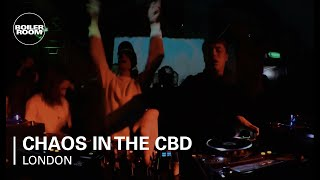 Download Chaos In The CBD Boiler Room London DJ Set MP3 song and Music Video