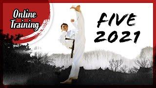 WinTaekwondo Online Training Five 2021