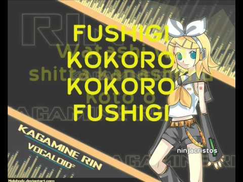 Kagamine Rin and Len (鏡音リン) mix - Kokoro/Kokoro Kiseki (ココロ) LYRICS
