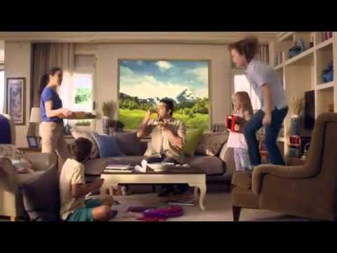 Ülker Golf Maraşım Maraş Dondurması Reklamı