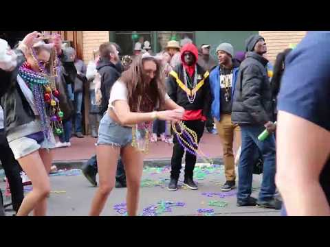 BOURBON STREET MARDI GRAS DAYTIME NEW ORLEANS 2020 from YouTube · Duration:  15 minutes 5 seconds