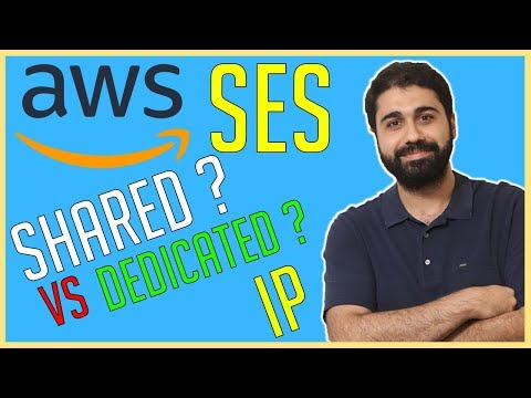 Amazon SES Shared Vs Dedicated IP? Which is better for you??