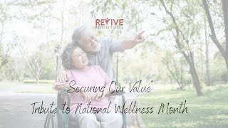 """Securing our Value"" Tribute to National Wellness Month with Natsune"