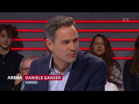 Unfassbar! Schweizer Staats-TV gegen Dr. Daniele Ganser