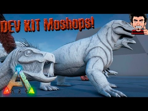 Download Ark Dev Kit Dodowyvern Preview Dodowyvern Tamable