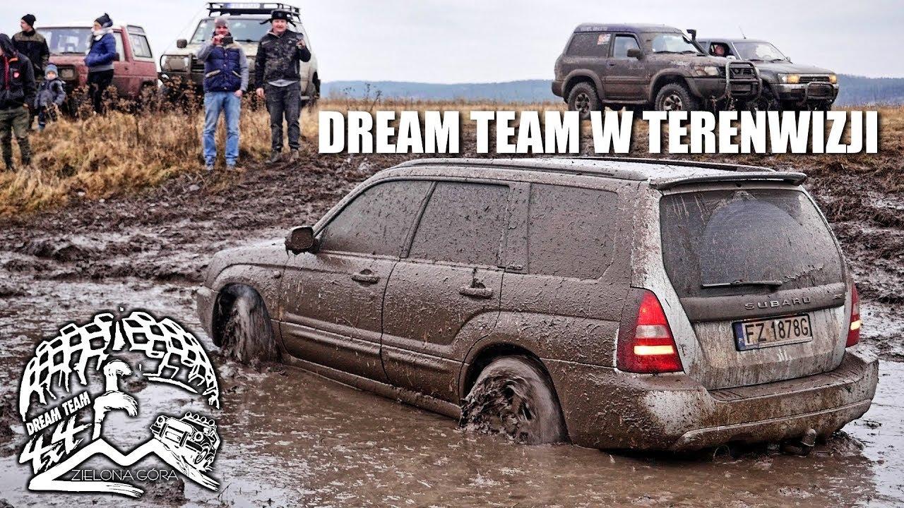 4×4 DREAM TEAM w Terenwizji