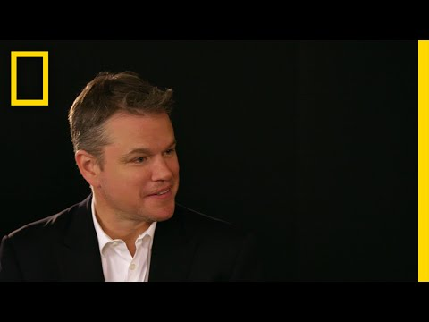 Thumbnail: Exclusive: Matt Damon Gets Emotional About Global Water Crisis | National Geographic