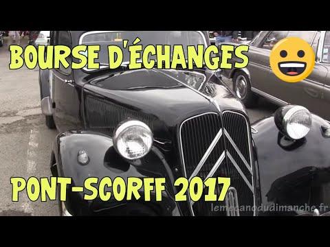 Bourse d'échanges Pont-Scorff 2017