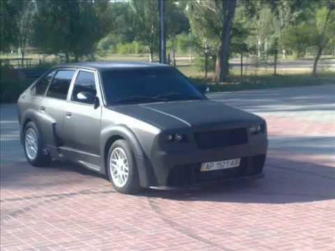 Видео обзор на передний бампер москвич 2141 - YouTube