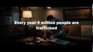 human trafficking music video