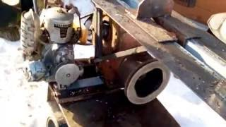 Механизированный дровокол. Часть 1