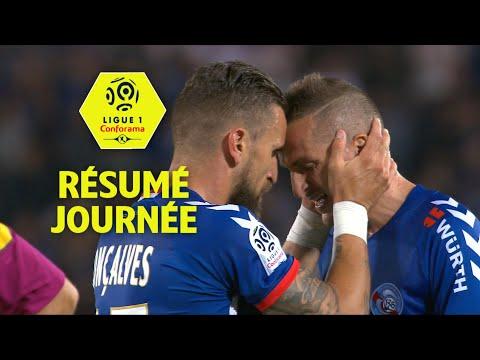 Résumé 37ème journée - Ligue 1 Conforama/2017-18
