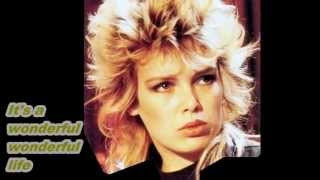 Kim Wilde - Wonderful life