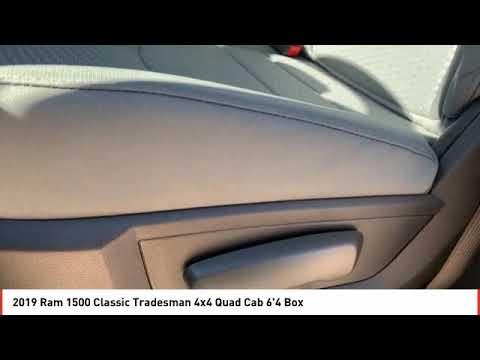 2019 Ram 1500 Classic Odessa TX KS711045